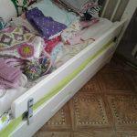 детская кровать с бортиками викаре