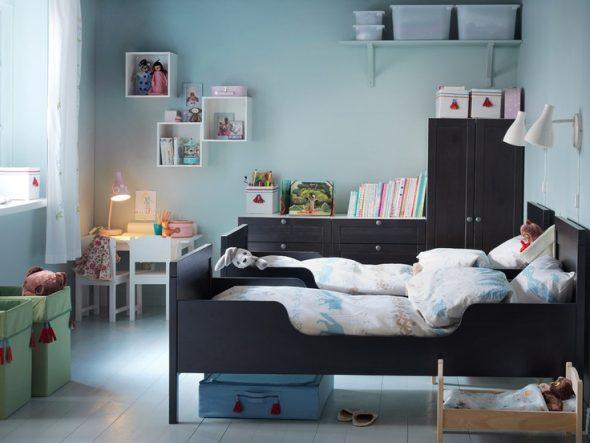 кровать сундвик икеа