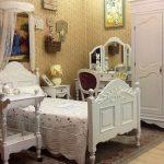 интерьер в спальне в стиле прованс