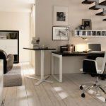 кабинет кресло дома
