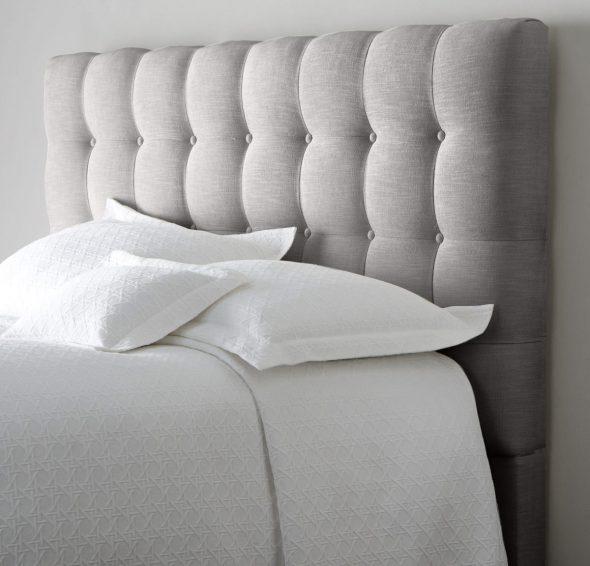изголовье кровати