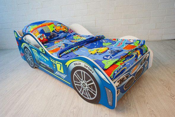 кровать бельмарко для мальчика