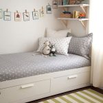 кровать икеа детская бримнес