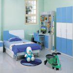 кровать икеа детская интерьер