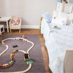 кровать икеа детская в интерьере детской