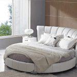круглая кровать в вашем интерьере