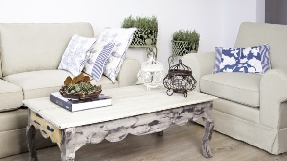 мебель в стиле Прованс своими руками фото