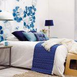 обновить и декорировать изголовье кровати