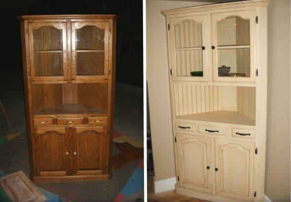 обновить старый шкаф