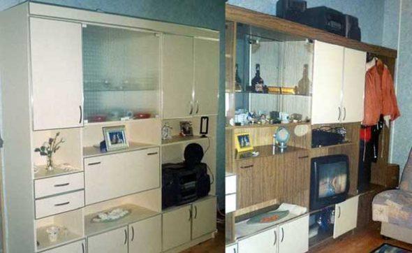 обновления мебели из ДСП