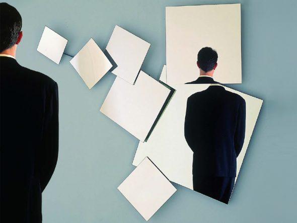 обрезать зеркало стеклорезом фото
