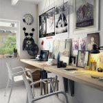 письменный стол для школьника удобный