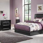 двуспальная кровать романтический дизайн