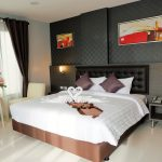 двуспальная кровать дизайн спальни