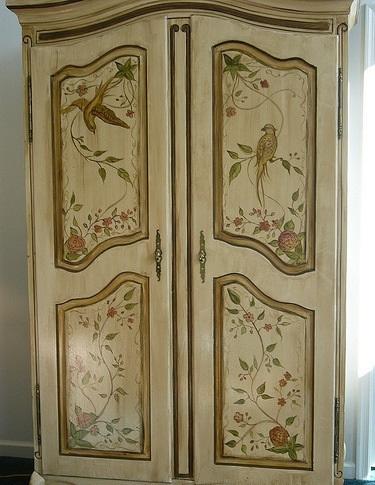 шкаф в дизайне интерьера