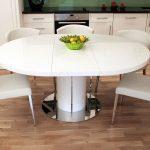 стандартная высота стола в интерьере