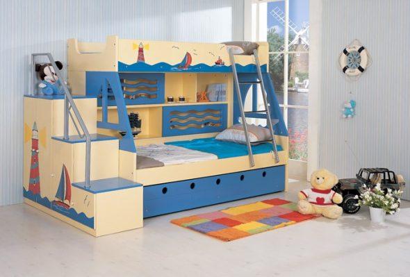 выбрать мебель для детской комнаты
