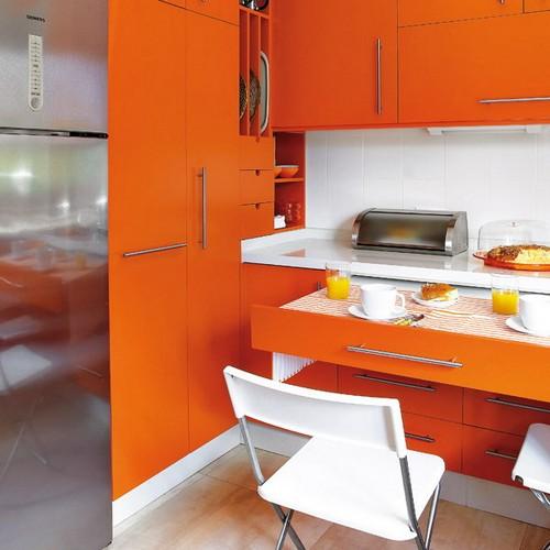 выдвижные столы для кухни