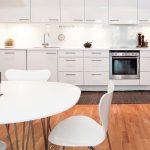высота кухонного стола фото