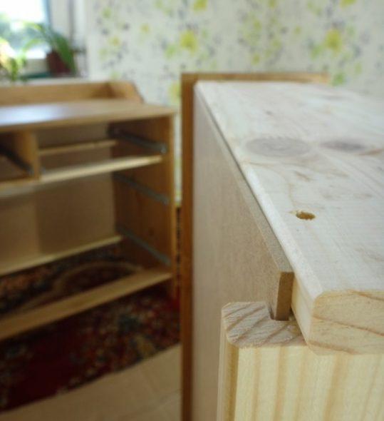 ящики сборка фото инструкция