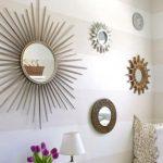 зеркало солнце собственного дизайна