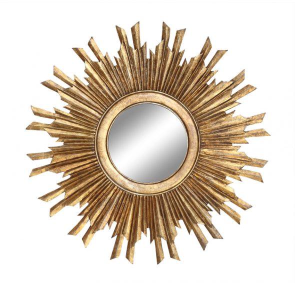 зеркало солнце своими руками