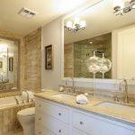 подсветка зеркала для ванной