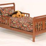 Детская кровать с бортами R76s