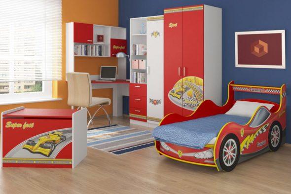 Детская мебель R800