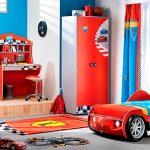 Детские кровати машинки
