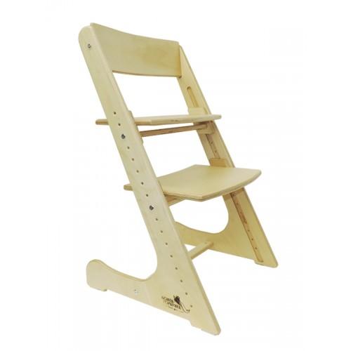 Детский деревянный растущий стул