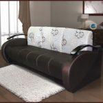 Диван кровать для ежедневного использования с матрасом