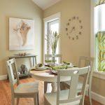 Дизайн интерьера маленькой столовой