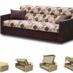 Двухъярусный диван-трансформер Фонтана