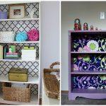 Интересные переделки старой мебели-до и после