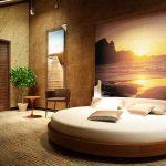 Изображение моря расширит комнату
