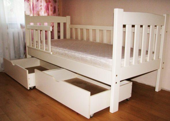 Каталог детских кроватей с фото