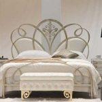 Кованая кровать Клозберн
