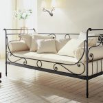 Кованая мебель-кровать