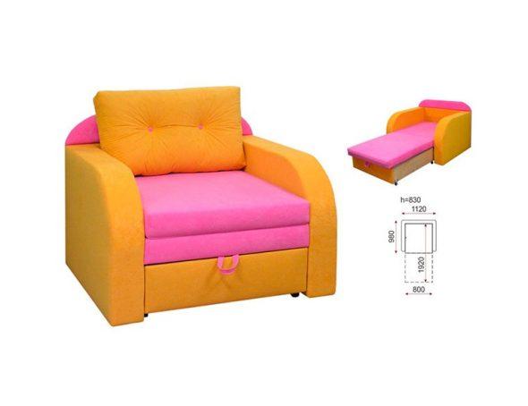 Кресло - кровать Пилот