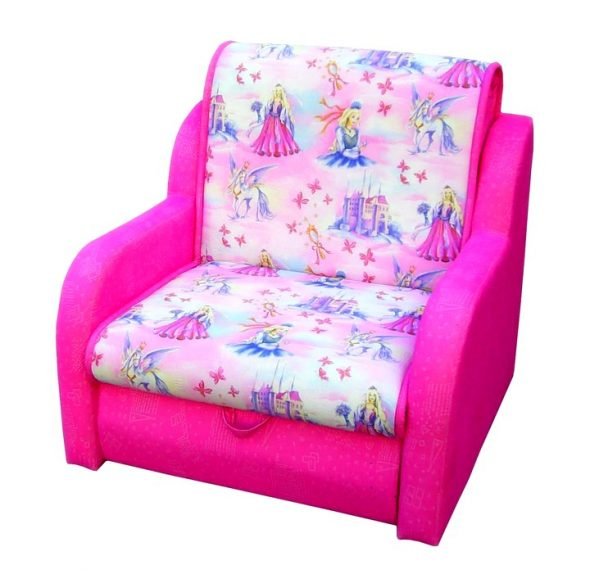Кресло-кровать с матрасом – не диковинка на рынке