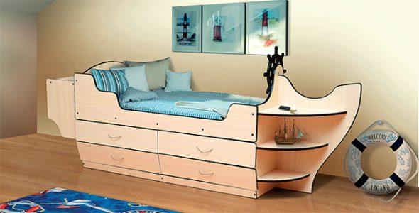 Кровать-чердак лучшее решение