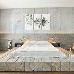 кровать деревянная дизайн фото