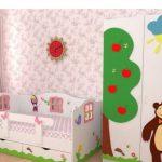 Кровать детская 800 1600