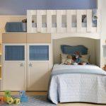 Кровать для двух малышей