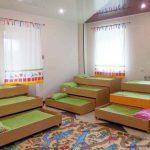 Кровати-комоды для детского садика