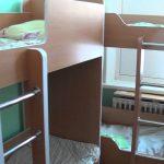 Мебель для детского сада кровать 2-ярусная