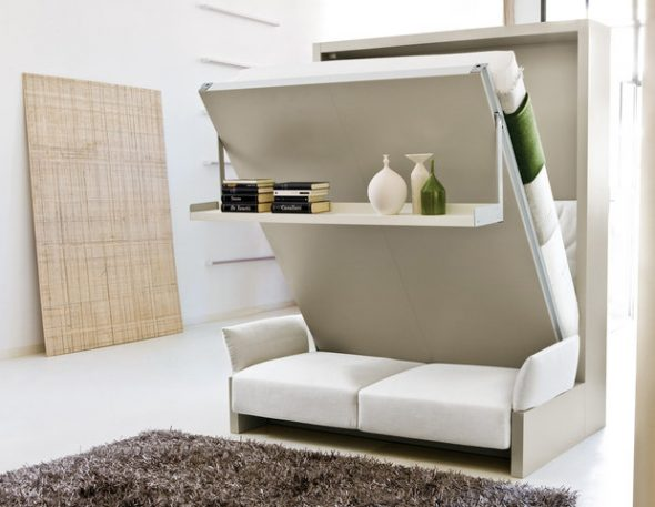 Многофункциональная мебель-трансформер