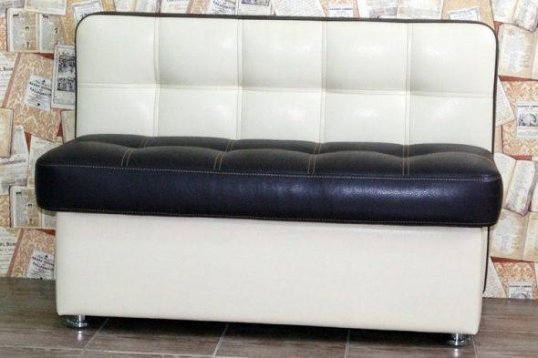 Прямой диван для кухни Токио