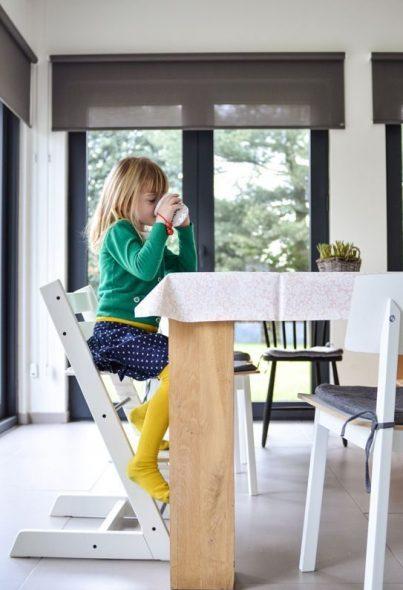 Растущий стул поможет ребенку чувствовать себя взрослым в любом возрасте